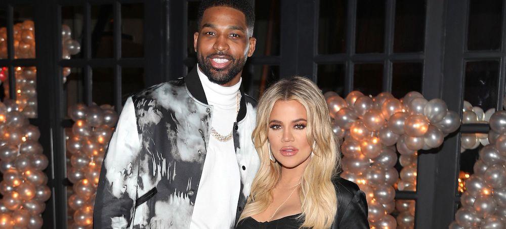 Khloé Kardashian: Tristan Thompson lui fait une adorable déclaration !
