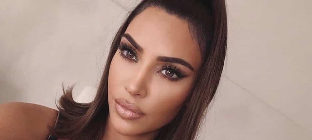 Kim Kardashian sa tenue sexy fait l'unanimité sur Instagram !
