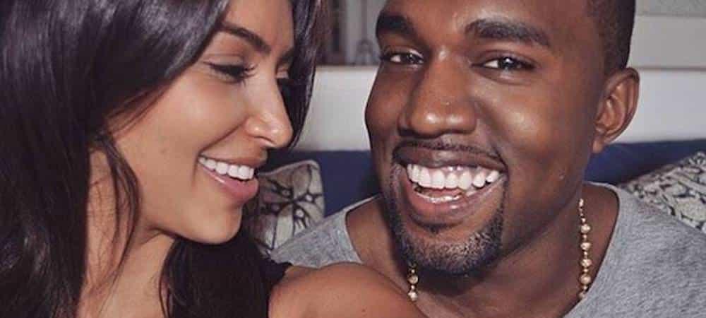 Kim Kardashian s'affiche complice avec son mari Kanye West ! 2