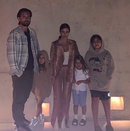 Kourtney Kardashian et Scott Disick sont-ils de nouveau en couple ?