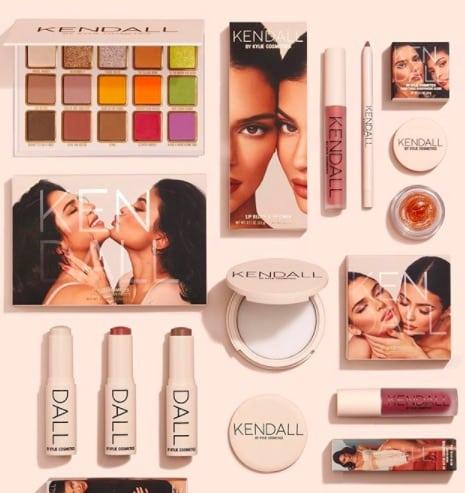 Kylie Jenner et Kendall sexy pour leur nouvelle collaboration !