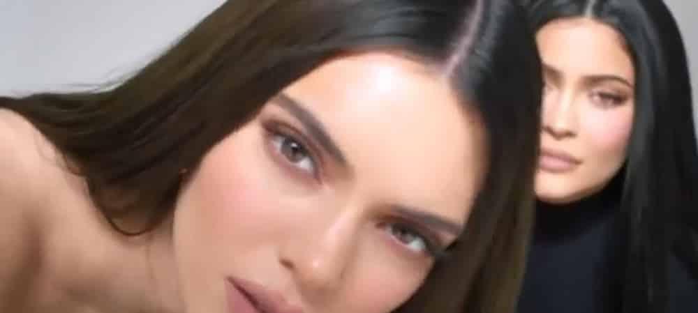 Kylie Jenner et Kendall une adorable photo de leur enfance révélée1000