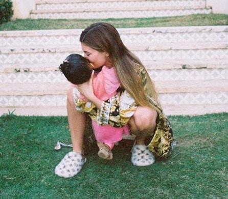 Kylie Jenner: sa photo pleine d'amour avec sa fille Stormi !