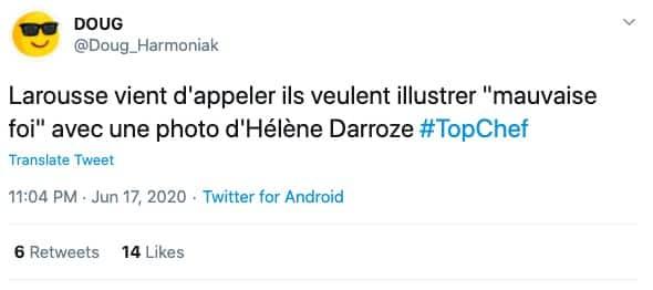 Laeticia Hallyday: sa BFF Hélène Darroze se fait tacler