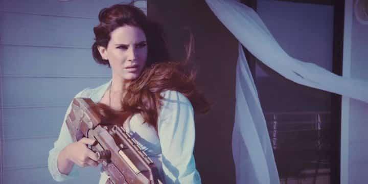 Lana Del Rey s'engage contre le racisme sur Instagram !
