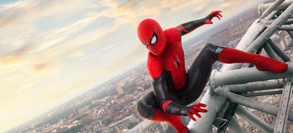 Le Spiderman de Tom Holland en lien avec les précédentes sagas ?
