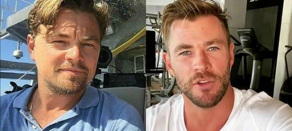 Leonardo DiCaprio a mis un énorme vent à Chris Hemsworth !