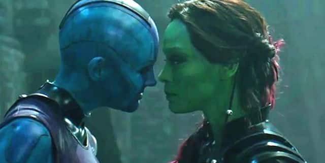 Les Gardiens de la Galaxie Vol 3: Karen Gillan (Nebula) tease la suite !