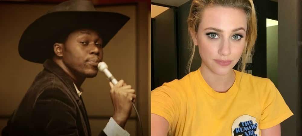 Lili Reinhart est fan du rappeur Theophilus London !