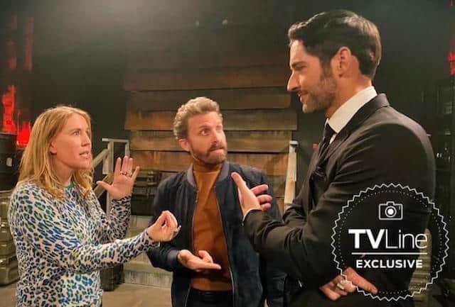 Lucifer saison 5: un acteur de Supernatural  rejoint le casting de la série !