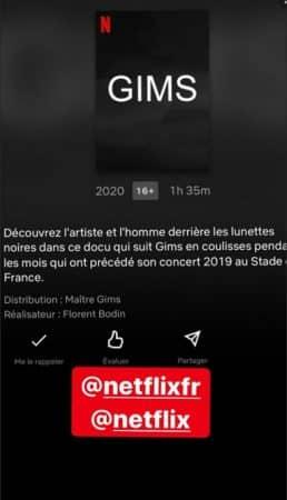 Maître Gims tease la sortie de son documentaire sur Netflix !
