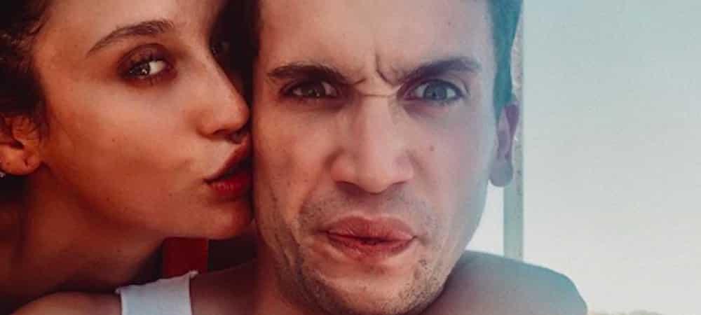 María Pedraza et Jaime Lorente se font une séance beauté en amoureux !