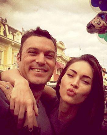 Megan Fox: Brian Austin Green célèbre la fête des pères de son côté !