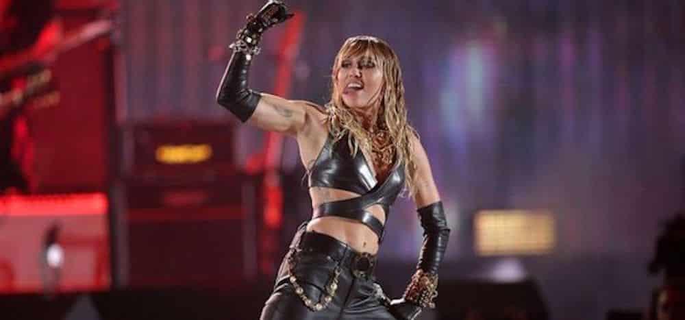 Miley Cyrus révèle les coulisses de son concert caritatif !