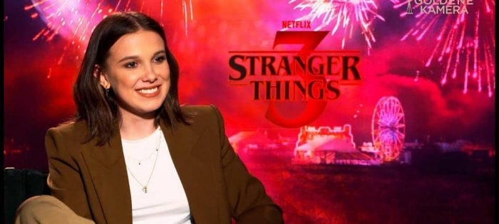 Millie Bobby Brown (Stranger Things) se confie sur son handicap !