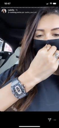 Nabilla prête à quitter Dubaï à cause du climat désertique 640