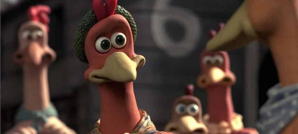 Netflix prépare la suite du film d'animation Chicken Run !