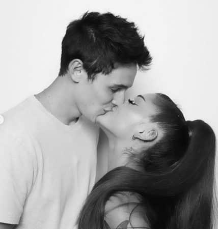 Ariana Grande et son petit-copain