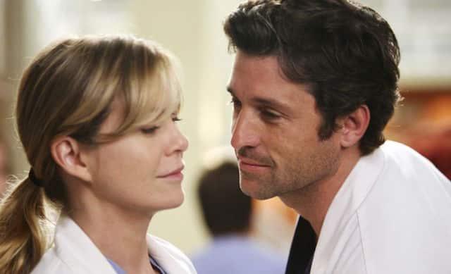 Patrick Dempsey (Grey's Anatomy) craque pour l'accent d'Ellen Pompeo !