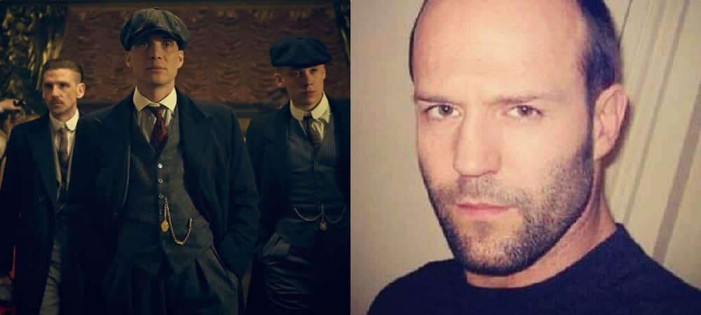 Peaky Blinders: Jason Statham aurait dû jouer le rôle de Tommy !