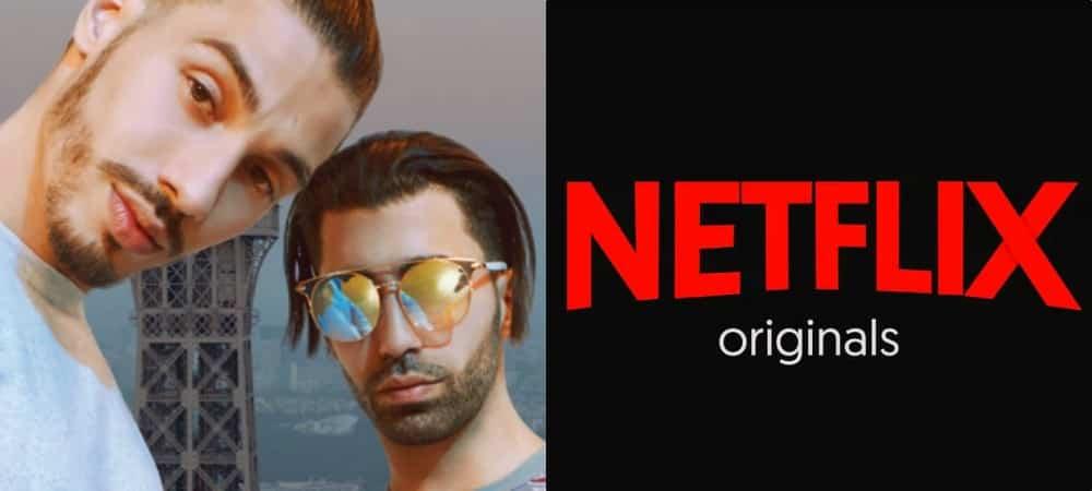 PNL et Netflix teasent une collaboration étonnante !