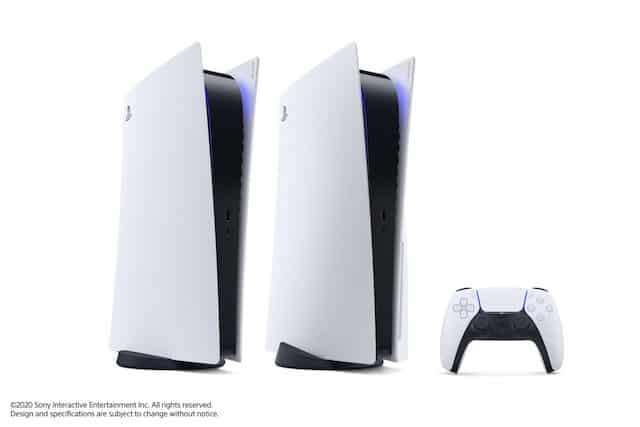 PS5: quelle est la taille de la PlayStation 5 ?