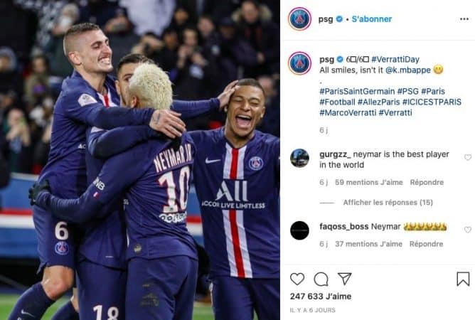 PSG: Mbappé est trop fort pour le club parisien !