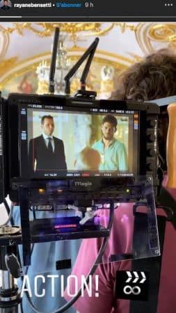 Rayane Bensetti à l'affiche du téléfilm Il était une fois à Monaco !