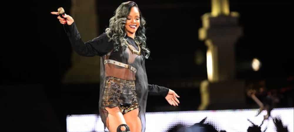 """Rihanna: la chanson """"Disturbia"""" était destinée à Chris Brown !"""