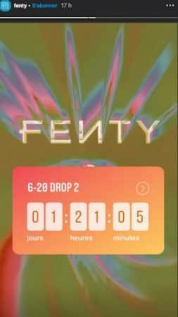 Rihanna laisse planer le mystère autour de sa nouvelle collection Fenty !