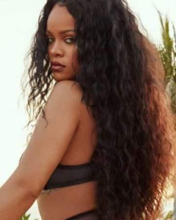 Rihanna: les outfits métallisés lui vont à merveille !