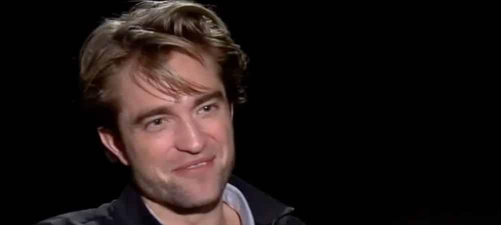 Robert Pattinson révèle la liste ses 15 films préférés de tous les temps !