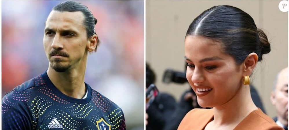 Selena Gomez: Zlatan Ibrahimović ne la supporte pas !