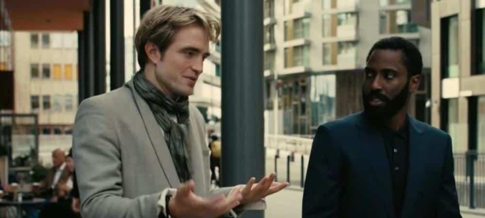 Tenet: Robert Pattinson très surpris de la complexité du scénario
