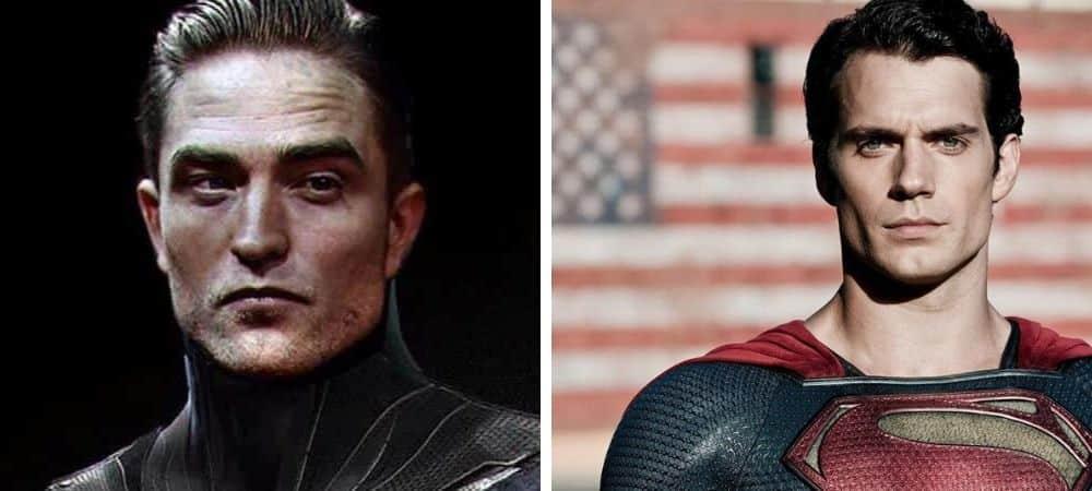 """En 2021 sortira au cinéma """"The Batman"""". Est-il possible qu'on y voit Henry Cavill dans le rôle de Superman, au côté de Robert Pattinson ?"""