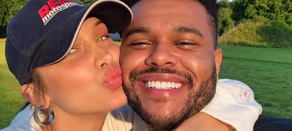 The Weeknd de nouveau en couple avec son ex Bella Hadid 1000