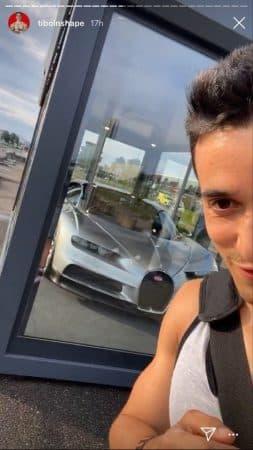 """Tibo InShape craque et achète une voiture de luxe """"j'ai fait une bêtise"""" !"""