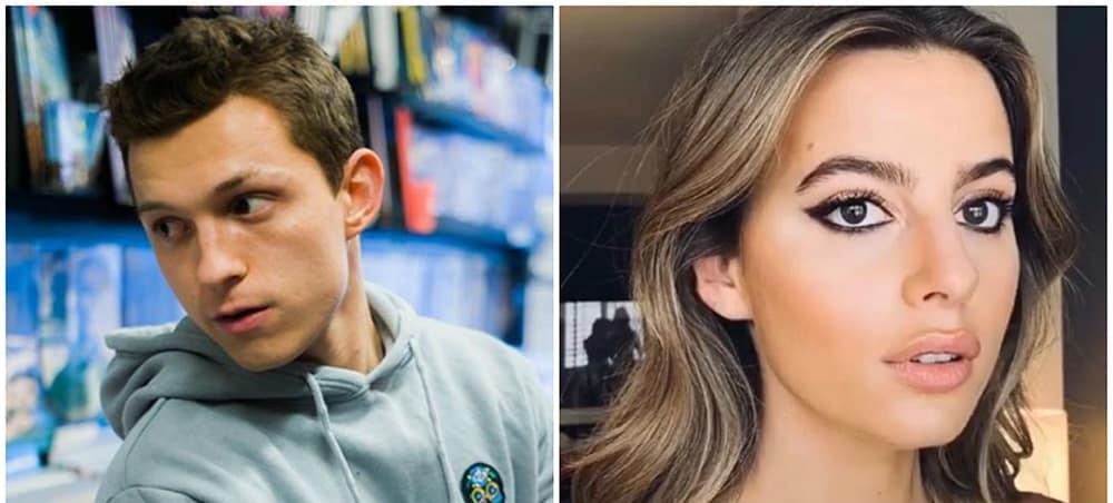 Tom Holland tout savoir sur sa nouvelle petite-amie, Nadia Parkes1000