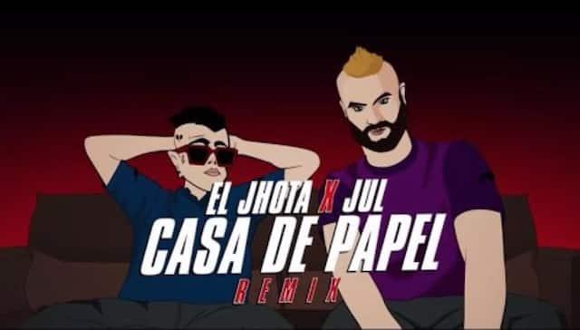 Tube de l'été- Jul remixe La Casa de Papel et c'est validé 640