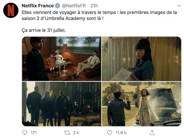 Umbrella Academy saison 2: Netflix donne des indices croustillants !