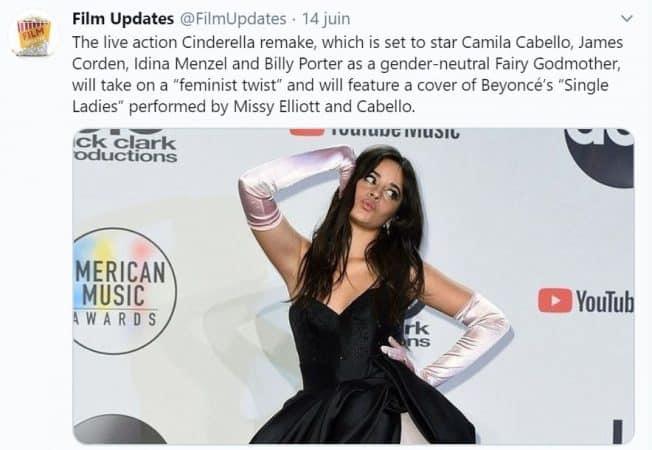 Le Twitter de @FilmUpdates a annoncé la bonne nouvelle !