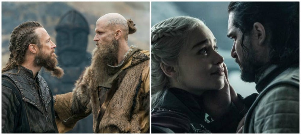 Vikings et Game of Thrones: un crossover est-il en préparation ?