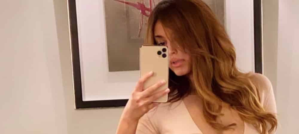Zahia Dehar retourne en enfance et joue à la marelle sur Instagram 1000