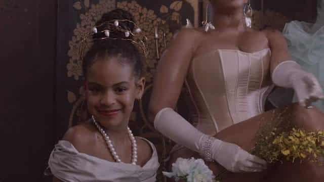 Beyoncé- sa fille Blue Ivy apparaît dans le projet Black is King 640