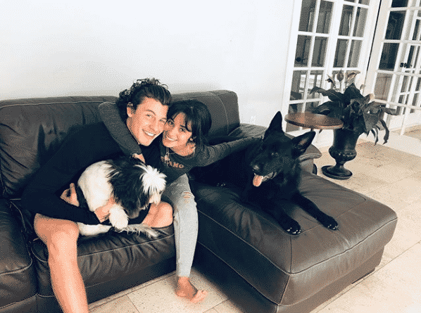 Camila et Shawn