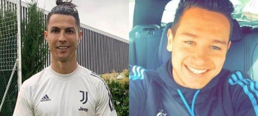 Cristiano Ronaldo et Florian Thauvin prêts à devenir partenaires ?