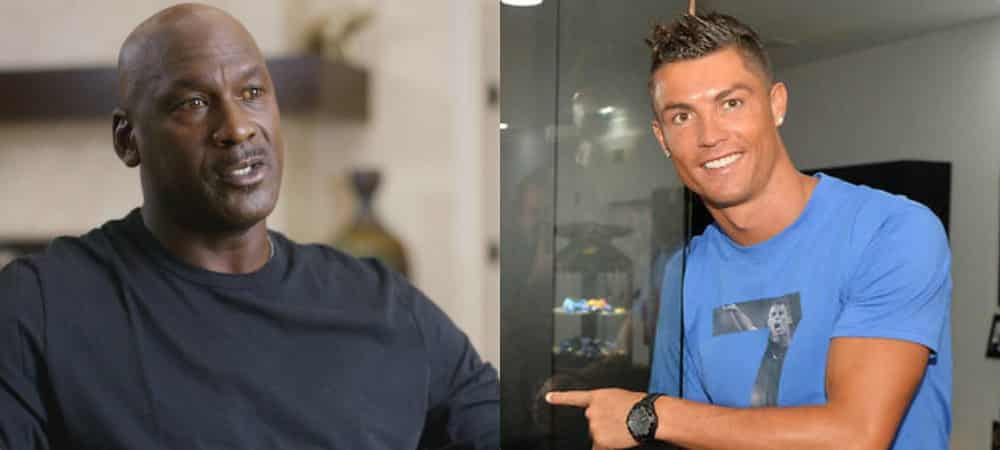 Cristiano Ronaldo: Jesse Lingard (Manchester) le compare à Michael Jordan !