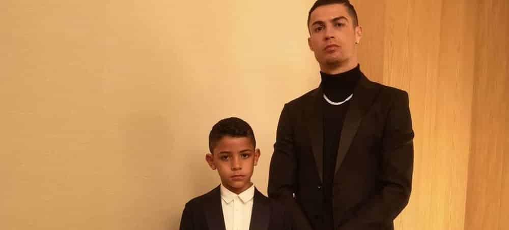 Cristiano Ronaldo: une enquête ouverte contre son fils de dix ans !