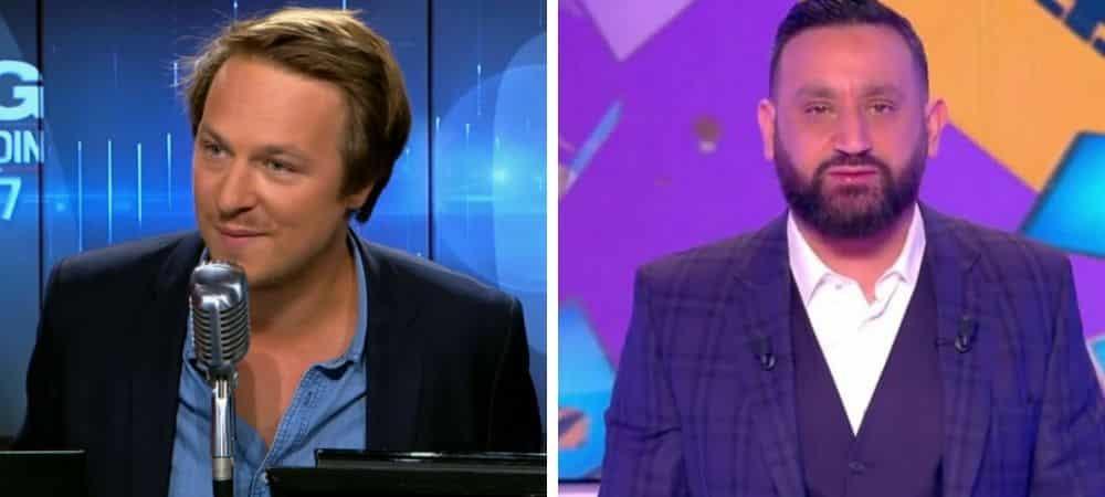 Cyril Hanouna: qui est Geoffroy Lejeune le nouveau chroniqueur ?
