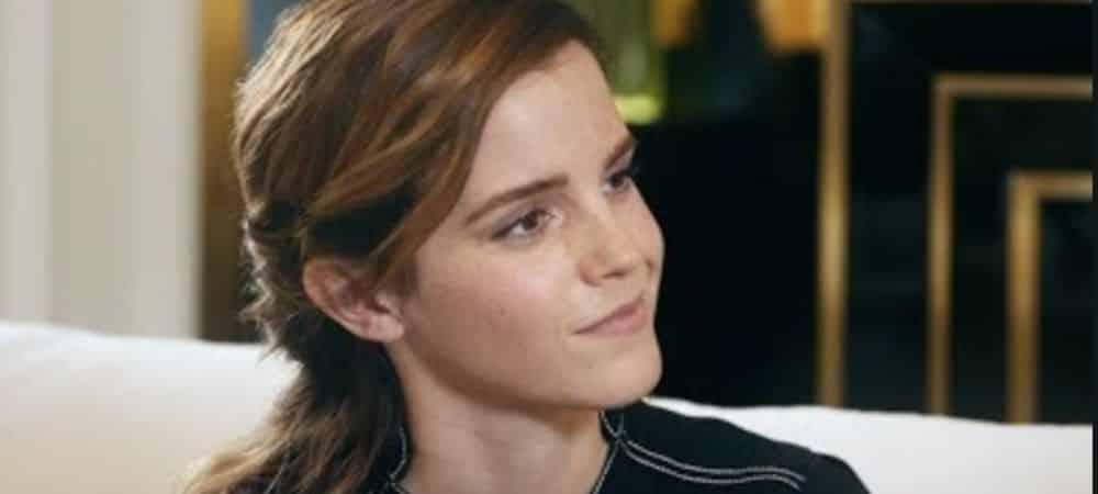 Emma Watson harcelée par les médias avant ses débuts dans Harry Potter !